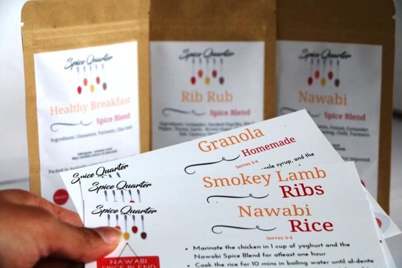 Spice Quarter spice subscription box