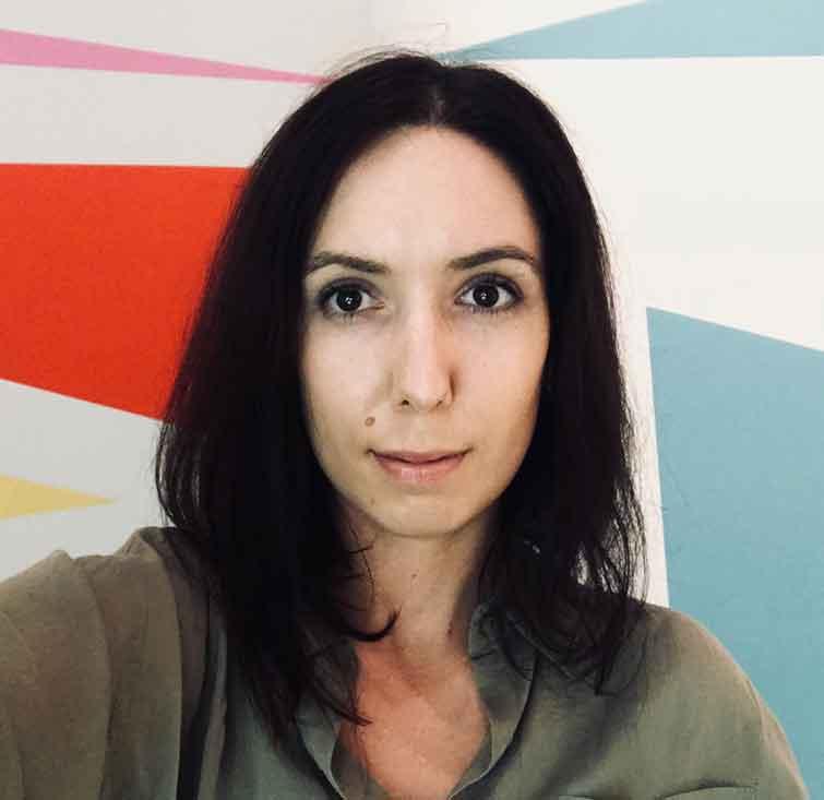 Lydia Dolbel - Creative Director